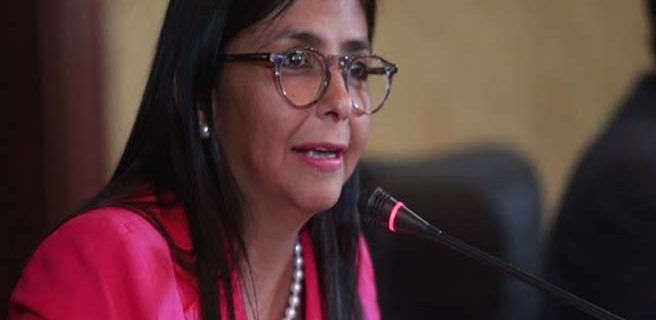 Venezuela rechaza declaraciones injerencistas de Ángela Merkel