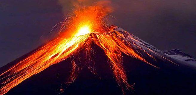 Volcán de Fuego de Guatemala registra explosiones fuertes