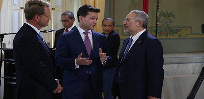 Venezuela suscribe acuerdos con petrolera estadounidense Horizontal Well Drillers