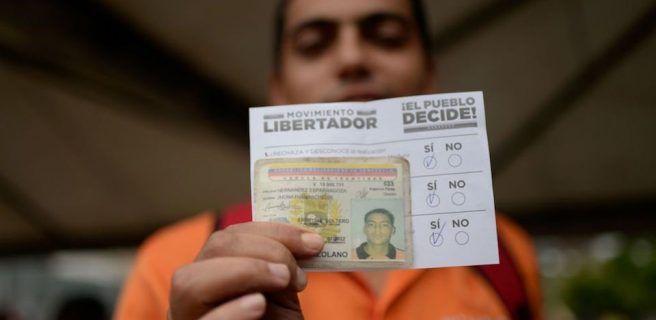 5 datos sobre el Plebiscito convocado por la oposición en Venezuela