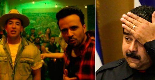 """Luis Fonsi y Daddy Yankee condenan el """"nefasto plagio"""" de Maduro de """"Despacito"""""""