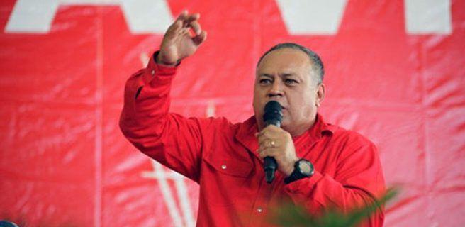 Cabello: El pueblo está decidido a conquistar la paz