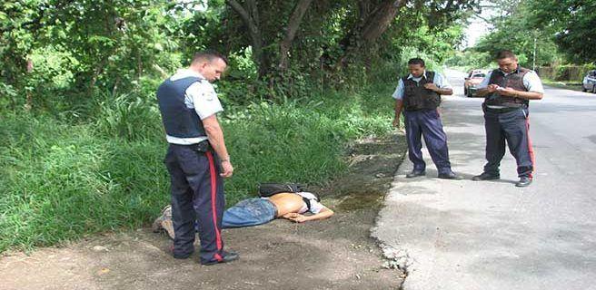 Trabajador fue asesinado a tiros