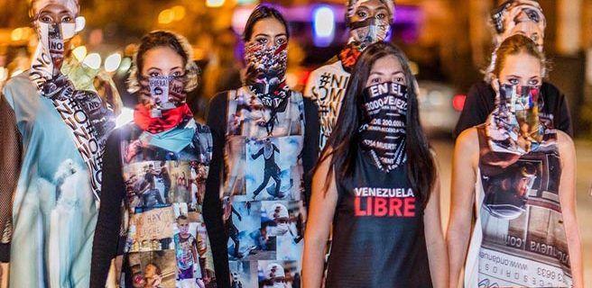 """Lisu Vega expone su nueva colección """"Resistencia"""""""