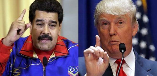 Maduro quiere hablar face to face con Trump