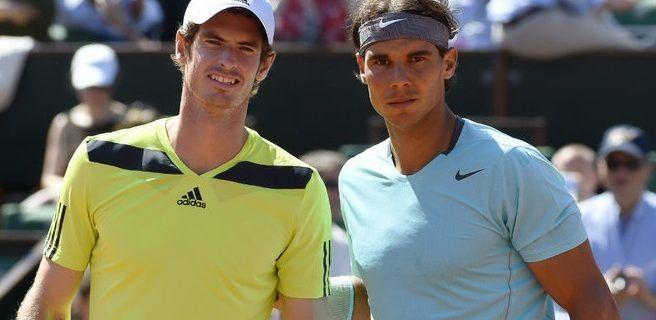Murray y Nadal, los protagonistas de este miércoles en Wimbledon