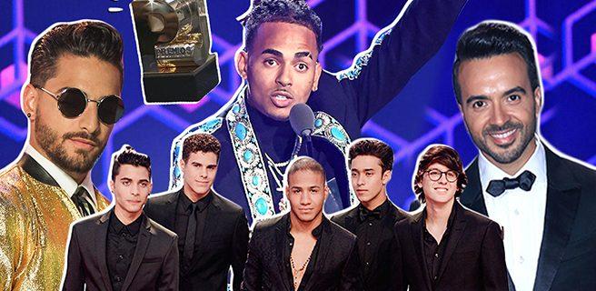 Ganadores de los Premios Juventud 2017