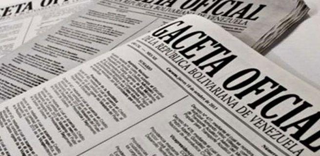 En Gaceta Oficial aumento del salario mínimo integral