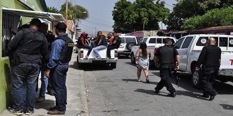 Abatido homicida del ingeniero Luis Rivero