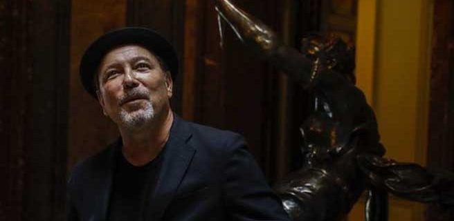 Rubén Blades se despide de la salsa y piensa en candidatura presidencial