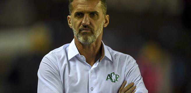 Chapecoense destituye a encargado de reconstruir el club