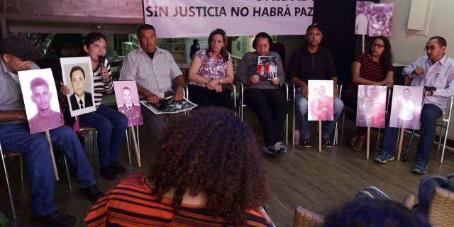 Cómite de Víctimas de la Guarimba plantea tipificación de crímenes de odio en la ANC