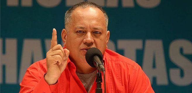 Diosdado Cabello: La oposición sabía que consulta interna era ilegal