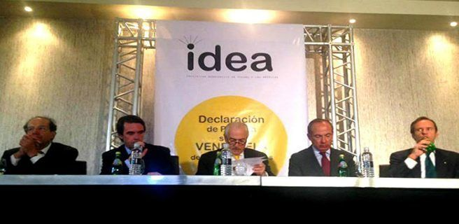Cinco expresidentes latinoamericanos viajarán a Venezuela por el plebiscito