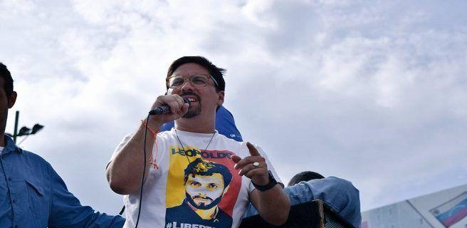 Guevara representará a Leopoldo López