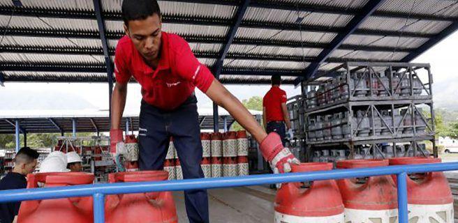 Atendidas más de 2 mil familias con venta de gas en Revenga