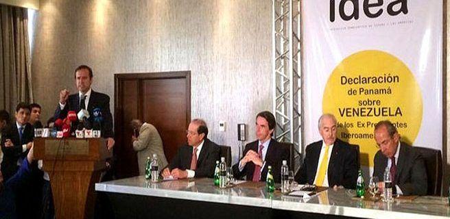 Expresidentes piden a Maduro suspender Constituyente