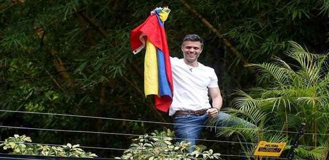 López está de nuevo en casa