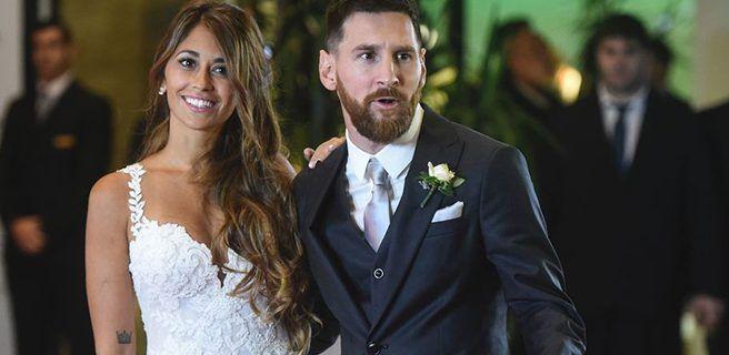 Conoce la razón por la que la Iglesia se negó a casar a Messi y Antonella