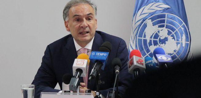 La ONU crea una segunda misión para verificar el proceso de paz en Colombia