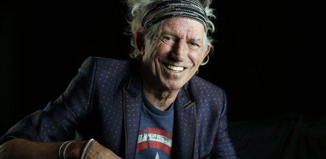 Keith Richards desvela que los Rolling Stones preparan un nuevo álbum