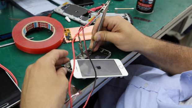 Algunos componentes de Apple son diseñados por Qualcomm