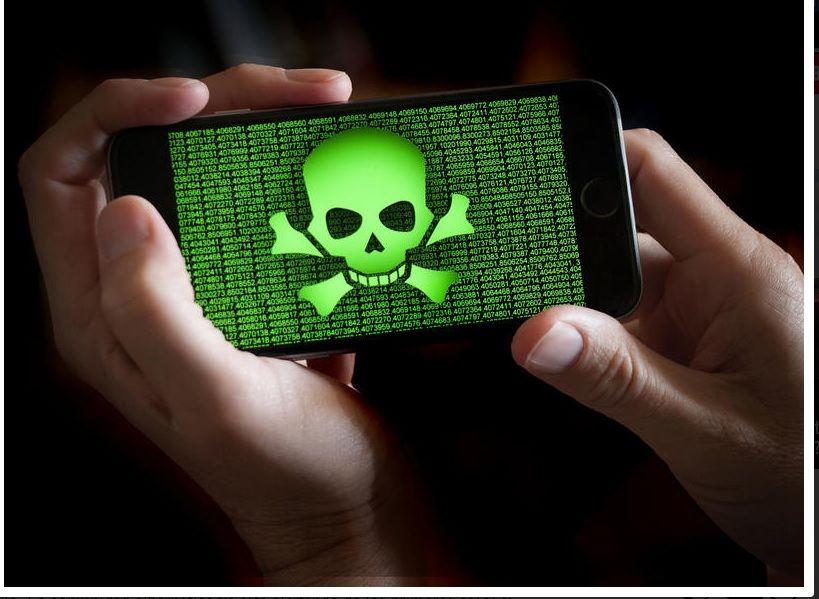 El Leakerlocker puede dañar e infectar tu teléfono móvil inteligente
