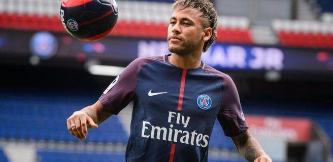 """Neymar: """"He venido aquí para hacer historia"""""""