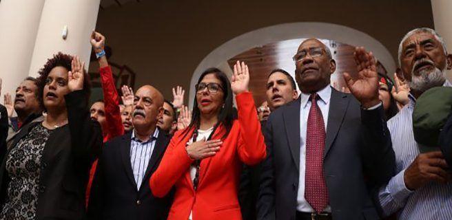 Rodríguez: ANC está comprometida con la diversificación de la economía venezolana