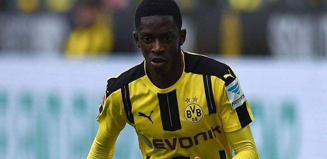 """El Dortmund califica de """"poco probable"""" el traspaso de Dembélé al Barcelona"""