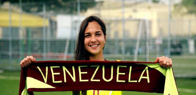 Deyna Castellanos finalista para recibir el premio 'The Best'