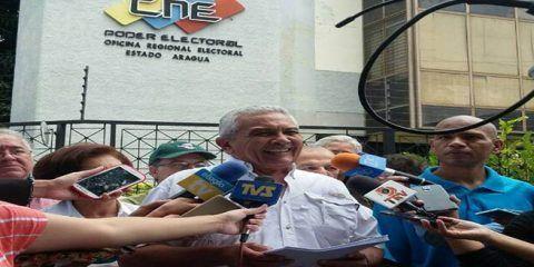 Once candidatos se disputan la gobernación de Aragua