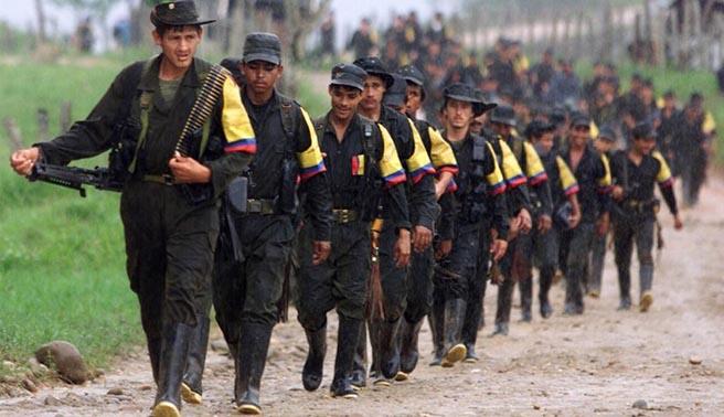Las FARC entregaron 8.112 armas
