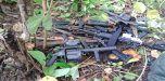 Hallan armas robadas del Fuerte Paramacay