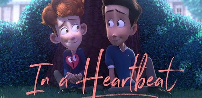 Primer corto animado gay causa sensación en las redes sociales