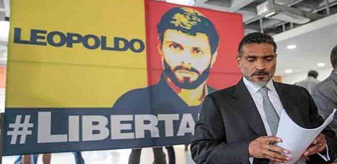 Leopoldo López tiene prohibido transmitir información desde su arresto domiciliario