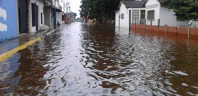 Más de 9.000 familias afectadas por lluvias