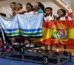 Aragua se llevó el tercer lugar en Campeonato Nacional de Esgrima