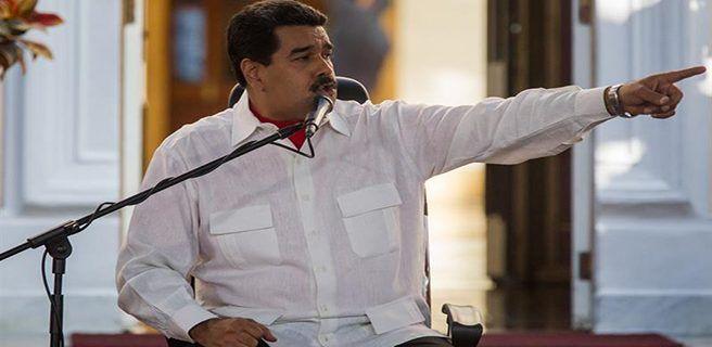 """Maduro dialogará con la oposición """"por las buenas o por las malas"""""""