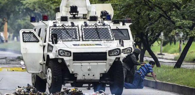 """ONU acusa a cuerpos de seguridad de """"maltratar y torturar"""" a manifestantes"""