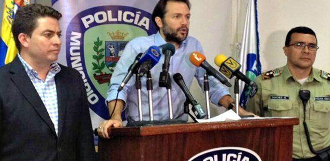 Opositores se solidarizan con Ramón Muchacho
