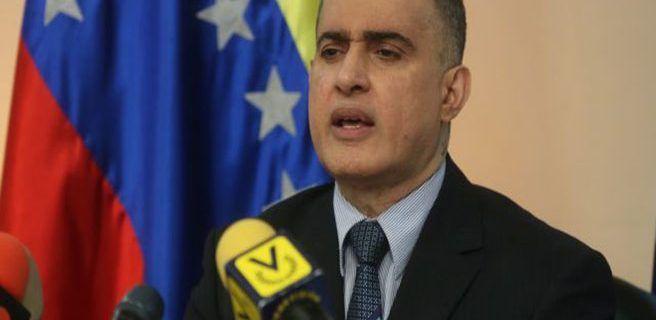 Tareck William Saab: Mi misión es recuperar la credibilidad del Ministerio Público