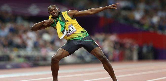 Usain Bolt admite no ser favorito en Londres-2017