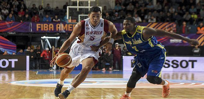 Venezuela se impuso a Islas Vírgenes en FIBA 2017