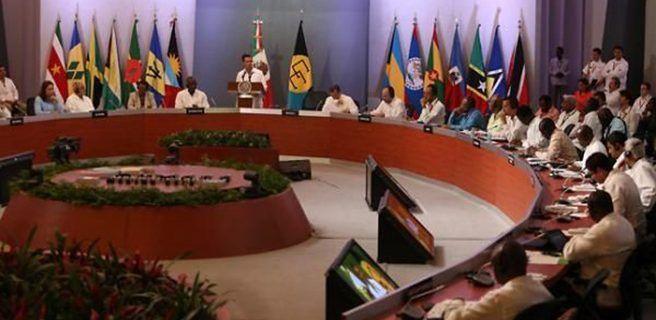 Caricom busca promover el diálogo en Venezuela