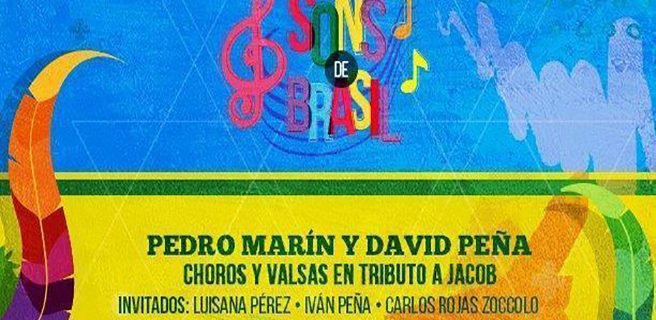 Fin de semana de música brasileña en el BOD