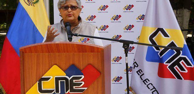 CNE ordenó a la JNE reprogramar para octubre fecha de elecciones