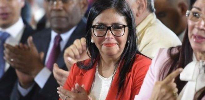 Delcy Rodríguez anuncia que Asamblea Constituyente comenzará a actuar desde mañana