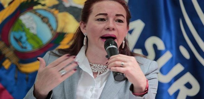 Ecuador respalda legitimidad de ANC