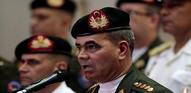 Capturan a líder de militares rebeldes
